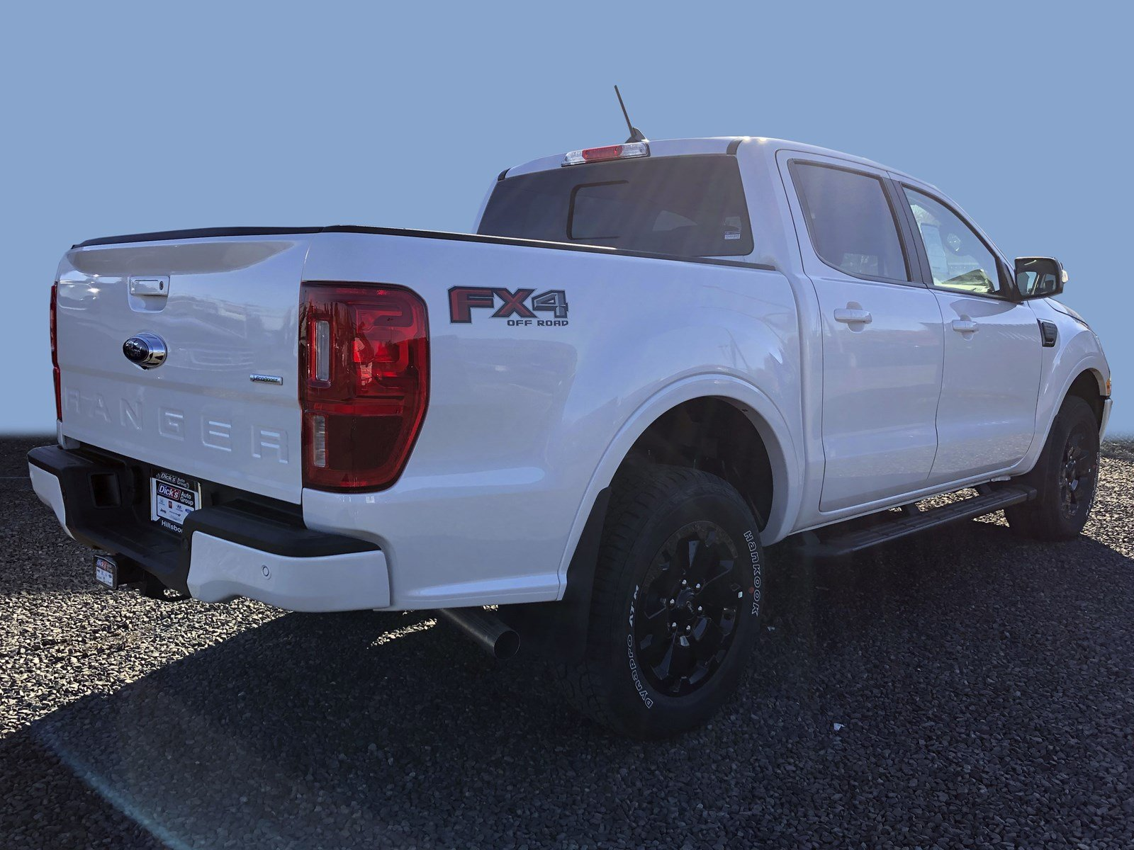 2019 Ranger SuperCrew Cab 4x4, Pickup #299808 - photo 1