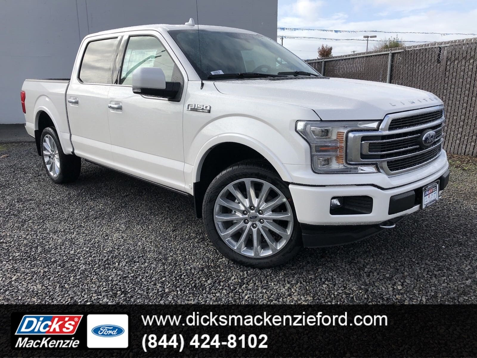 2019 F-150 SuperCrew Cab 4x4,  Pickup #299810 - photo 1