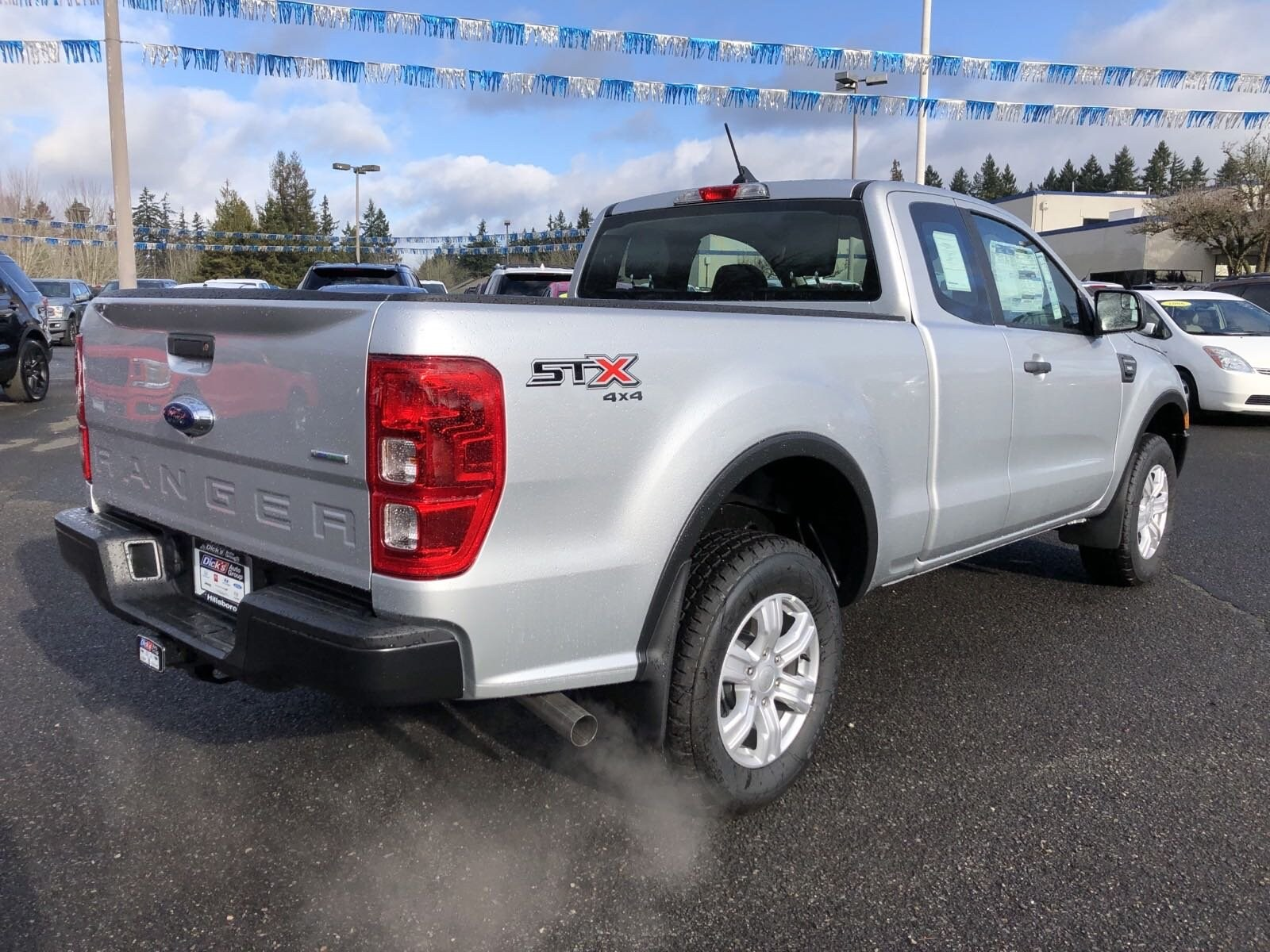 2019 Ranger Super Cab 4x4, Pickup #299819 - photo 1