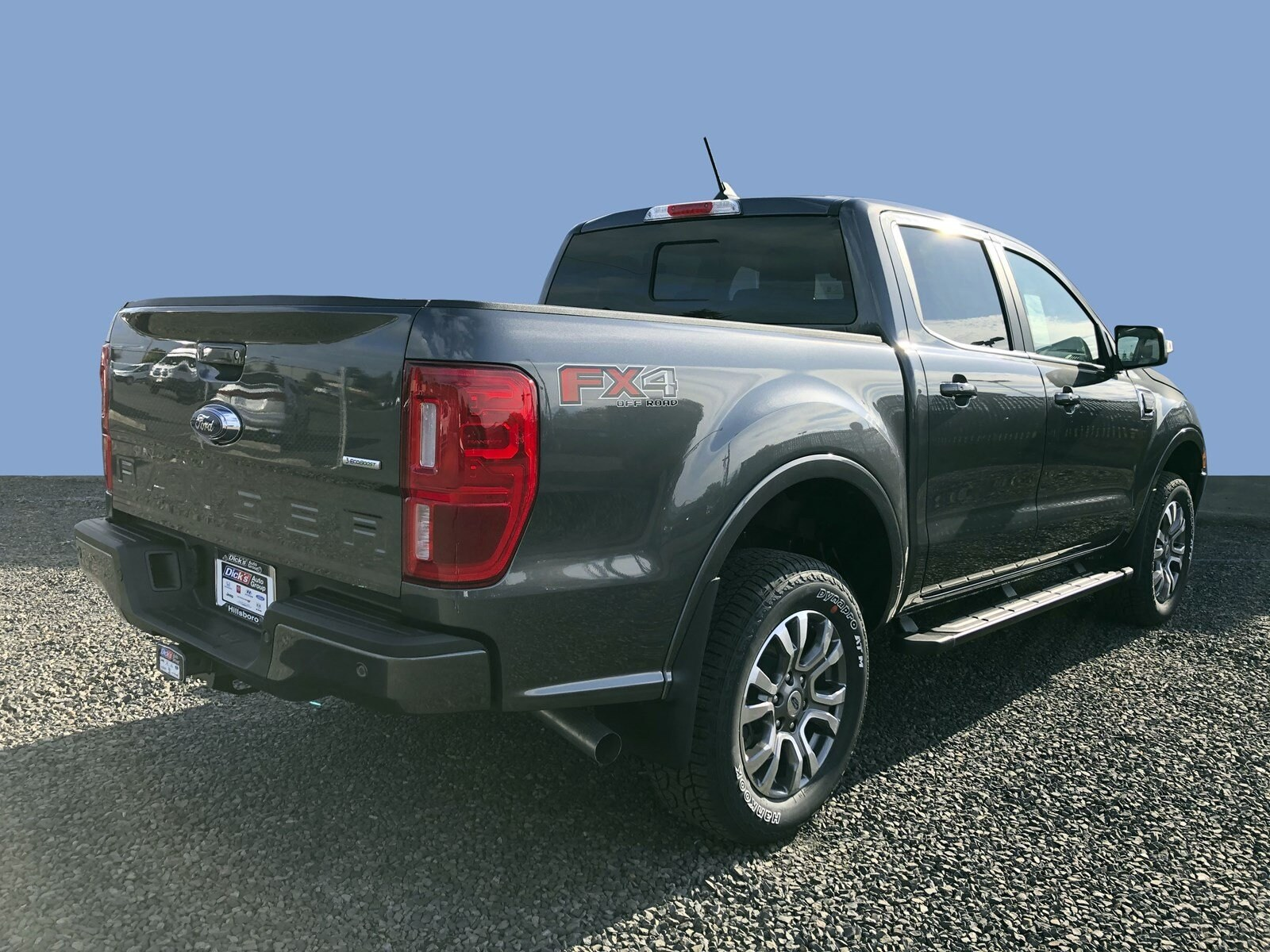 2019 Ranger SuperCrew Cab 4x4, Pickup #299820 - photo 1