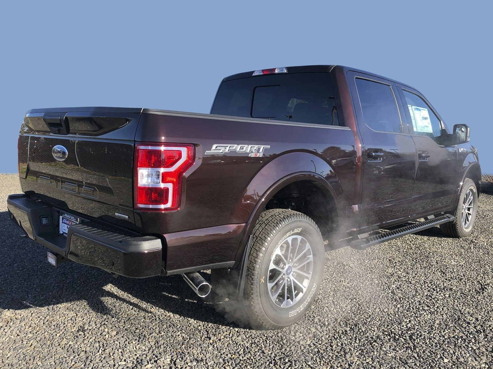 2019 F-150 SuperCrew Cab 4x4,  Pickup #299826 - photo 1