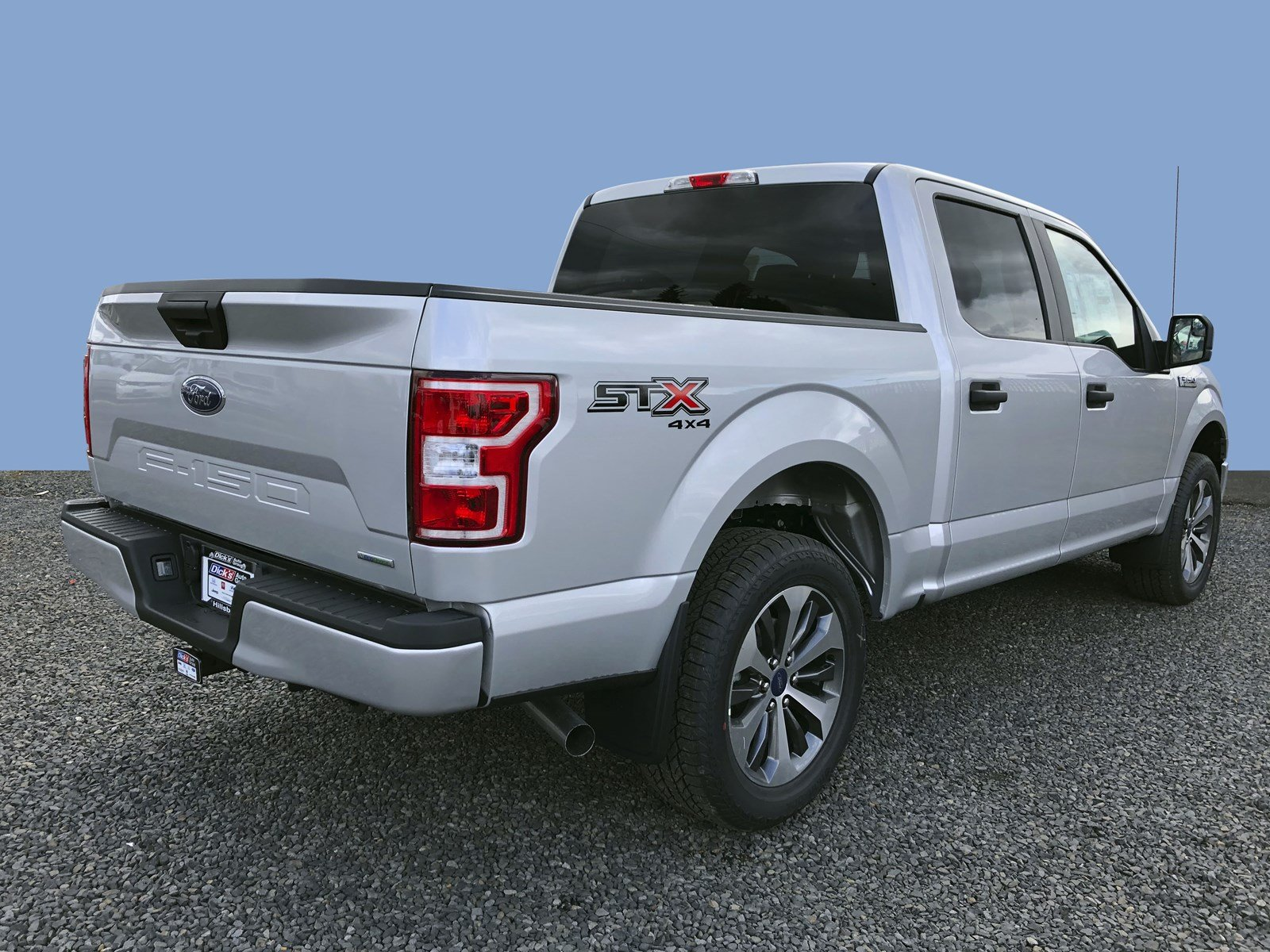 2019 F-150 SuperCrew Cab 4x4,  Pickup #299831 - photo 1
