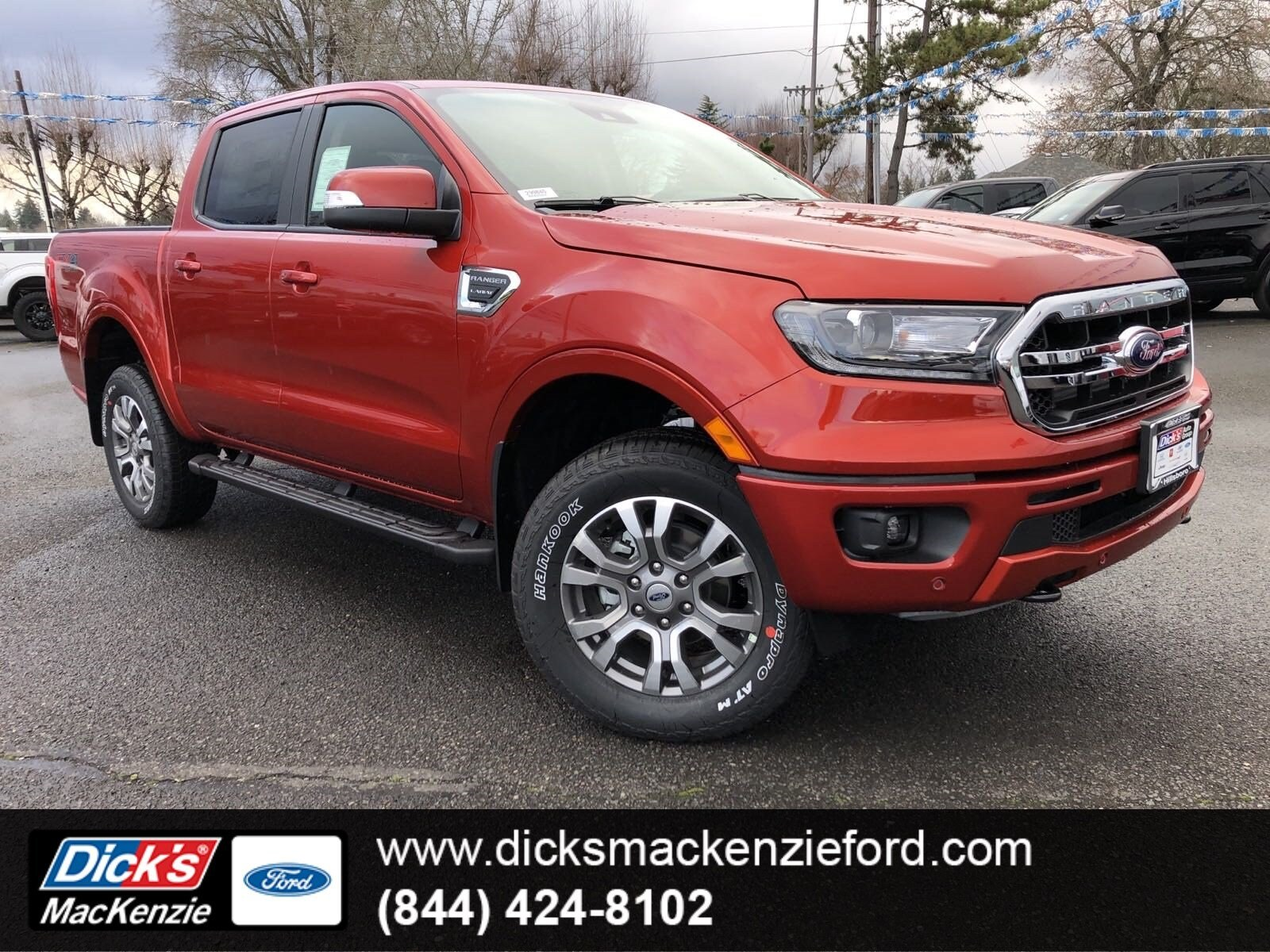 2019 Ranger SuperCrew Cab 4x4, Pickup #299840 - photo 1