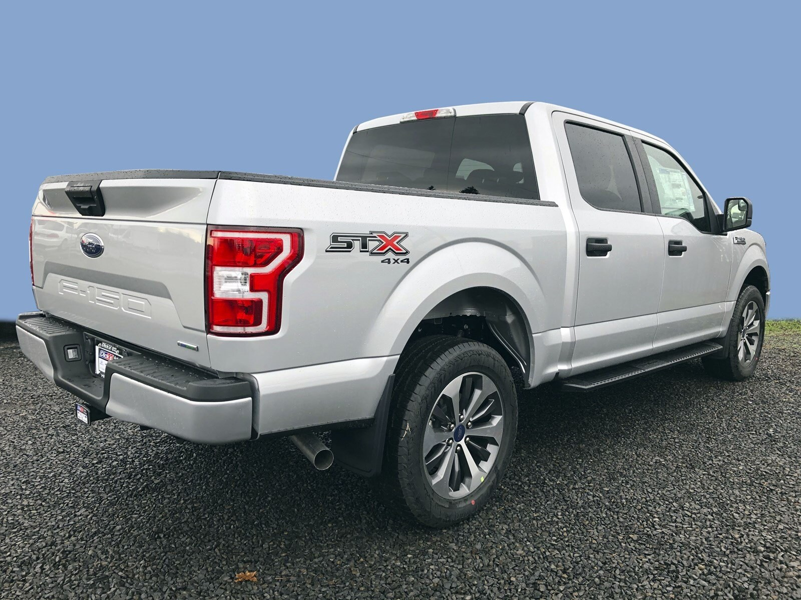 2019 F-150 SuperCrew Cab 4x4,  Pickup #299845 - photo 1
