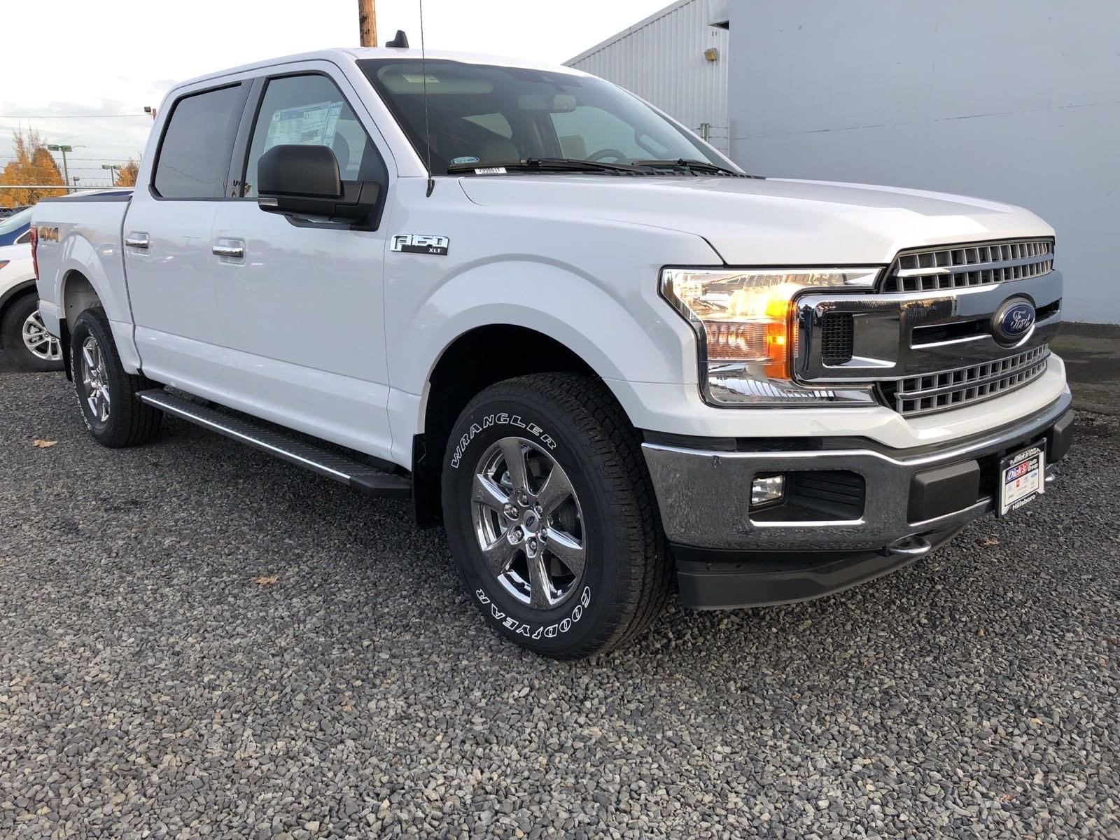 2019 F-150 SuperCrew Cab 4x4,  Pickup #299861T - photo 1