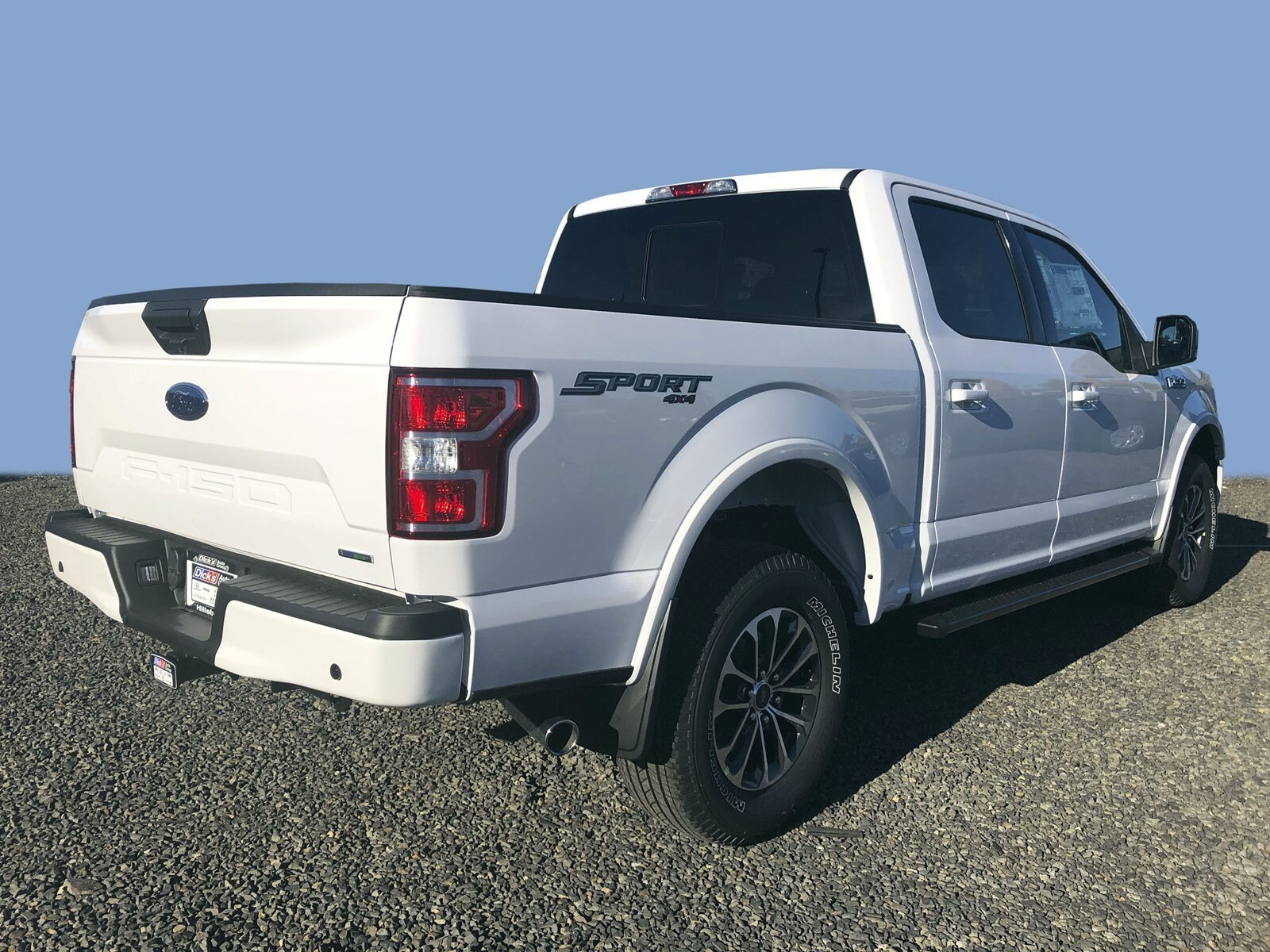 2019 F-150 SuperCrew Cab 4x4,  Pickup #299869 - photo 1