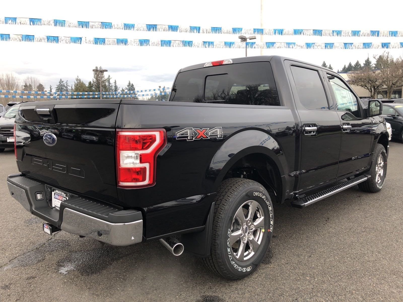 2019 F-150 SuperCrew Cab 4x4, Pickup #299917 - photo 1