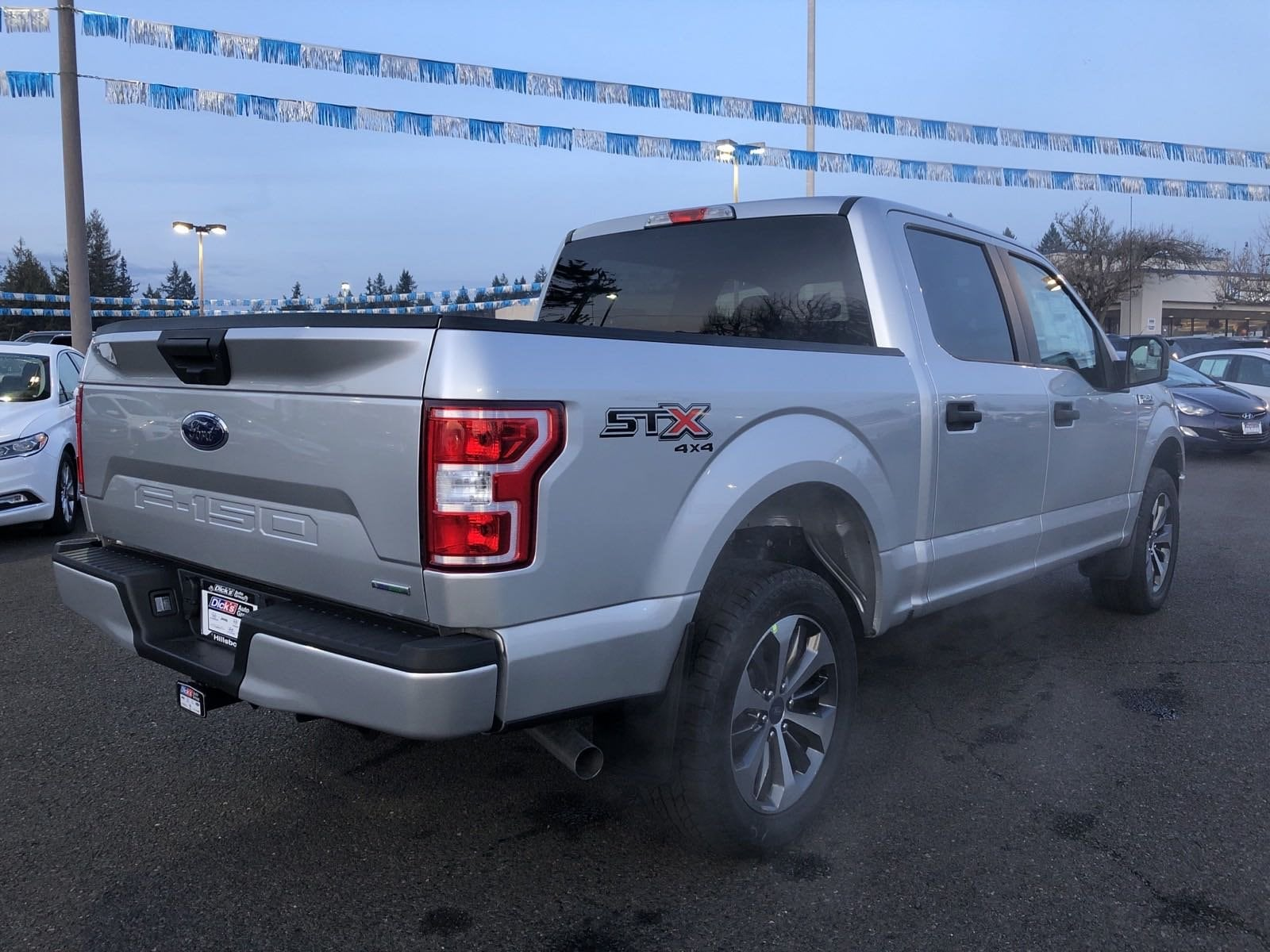 2019 F-150 SuperCrew Cab 4x4, Pickup #299921 - photo 1