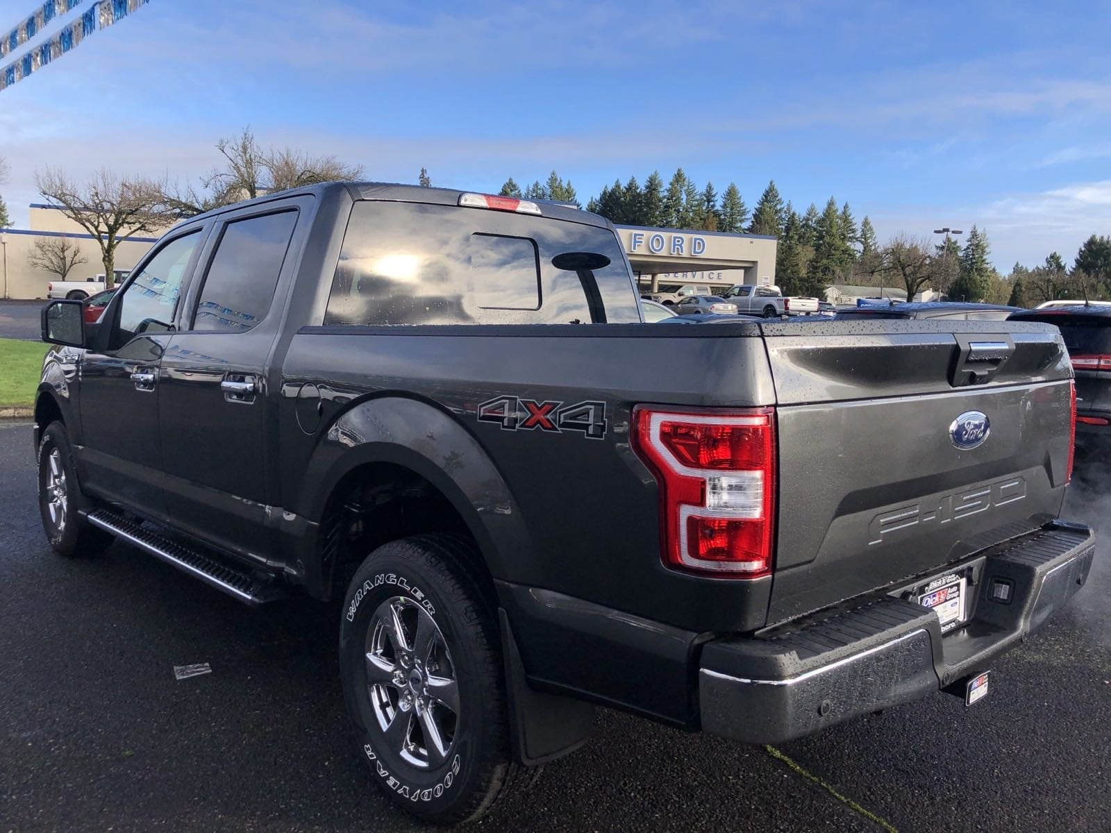 2019 F-150 SuperCrew Cab 4x4, Pickup #299934 - photo 1