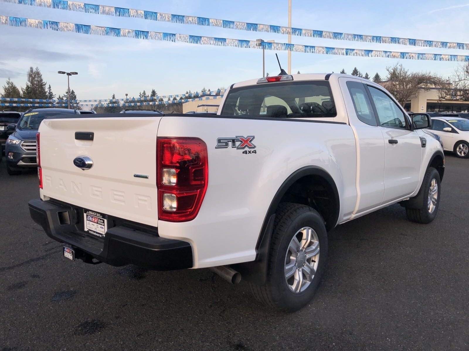 2019 Ranger Super Cab 4x4, Pickup #299938 - photo 1