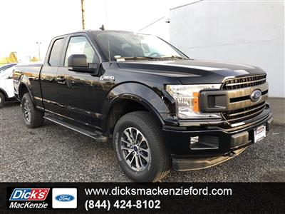 2019 F-150 Super Cab 4x4, Pickup #299943 - photo 1