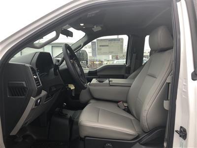 2019 F-550 Super Cab DRW 4x4, Contractor Body #299961 - photo 14