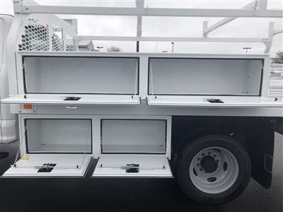 2019 F-550 Super Cab DRW 4x4, Contractor Body #299961 - photo 7