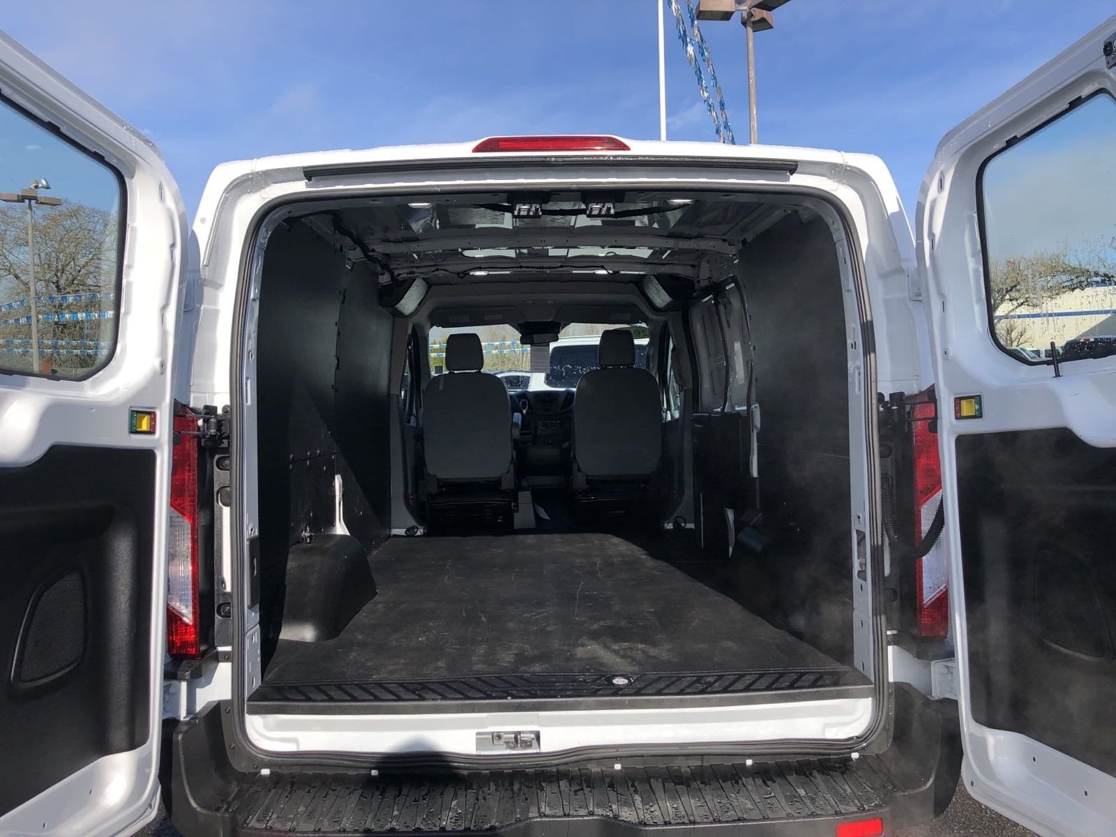 2019 Transit 150 Low Roof 4x2, Empty Cargo Van #CV1295 - photo 1