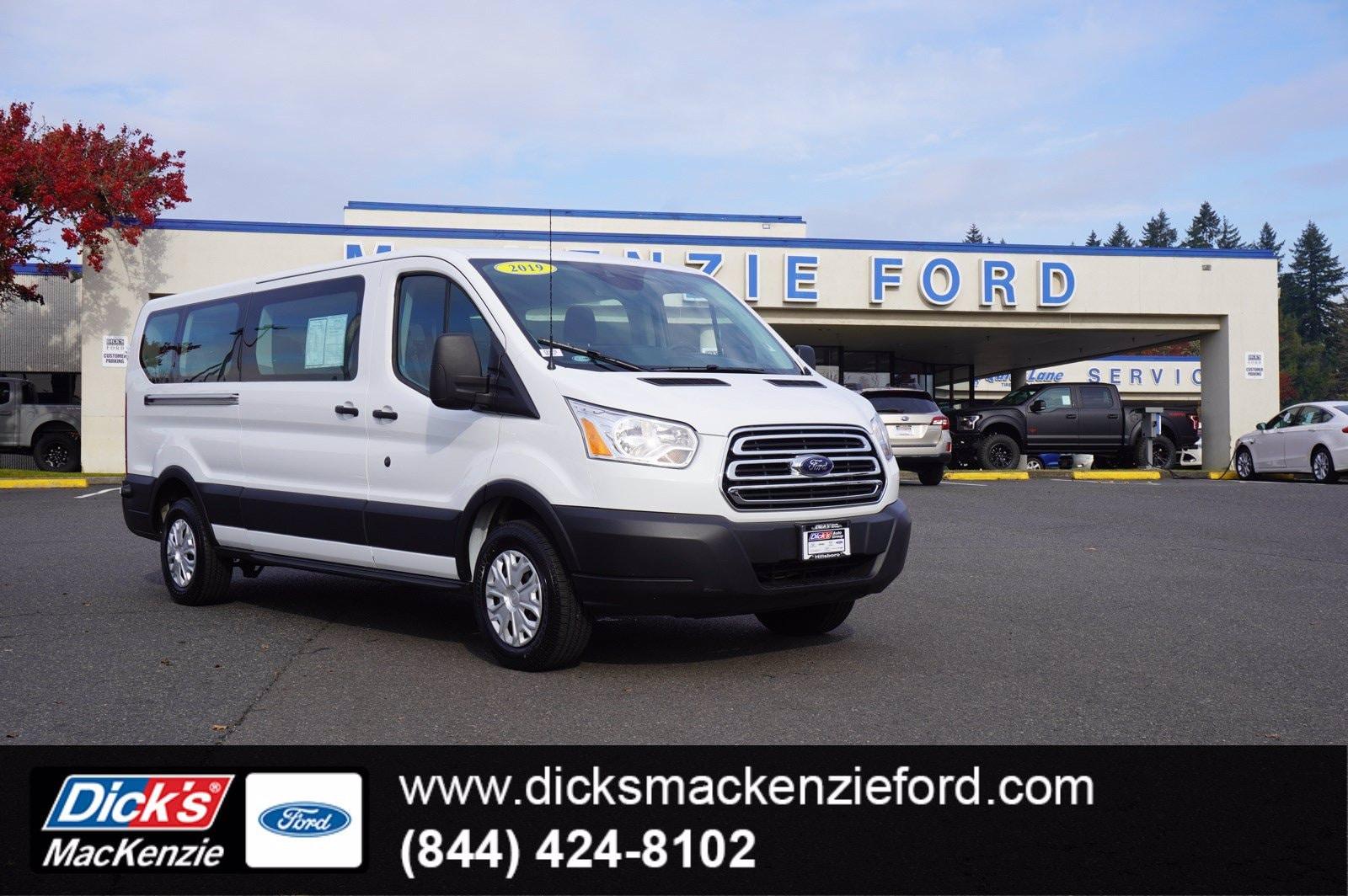 2019 Ford Transit 350 Low Roof 4x2, Passenger Wagon #CV1319 - photo 1