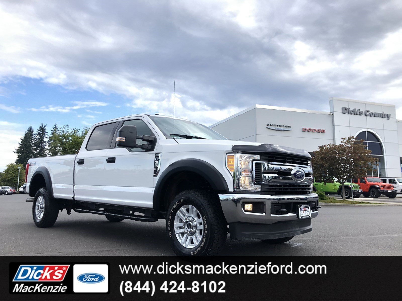 2017 F-350 Crew Cab 4x4, Pickup #P13453 - photo 1