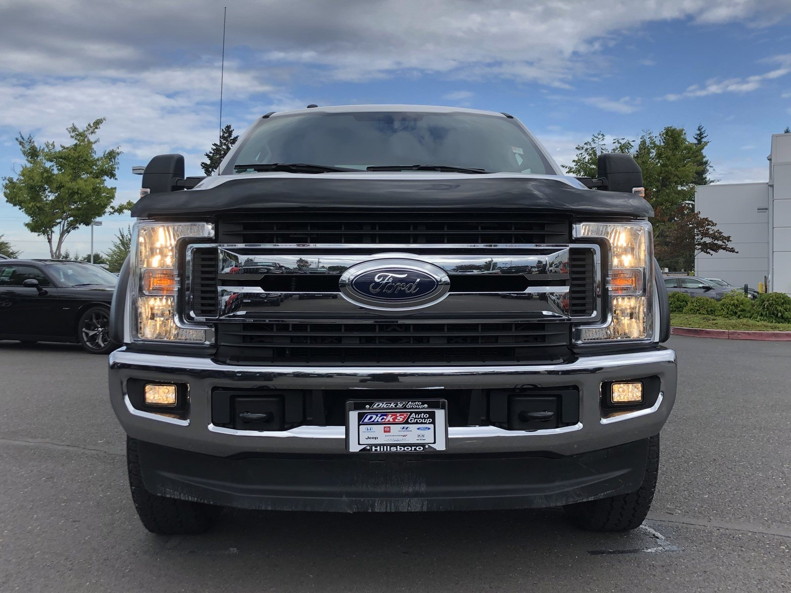 2017 F-350 Crew Cab 4x4, Pickup #P13453 - photo 4