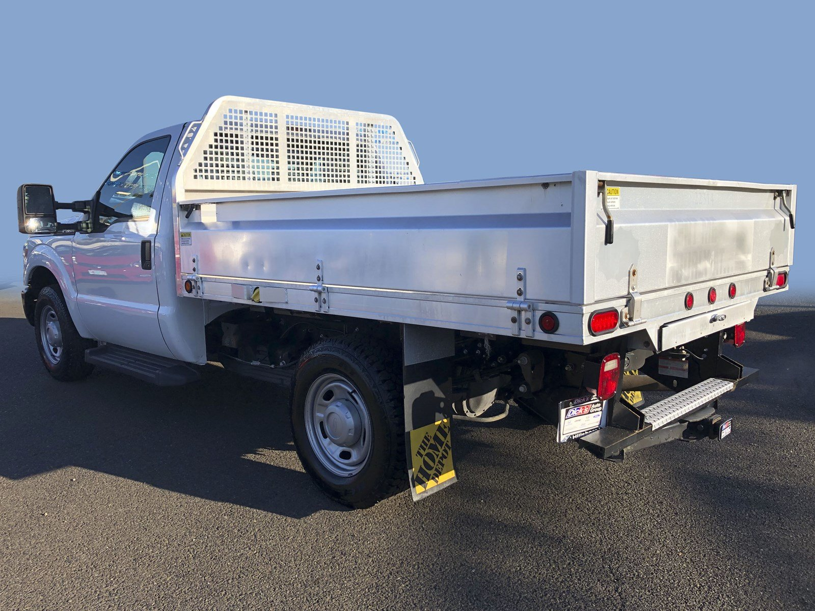 2012 F-250 Regular Cab 4x2, Dump Body #P13478 - photo 3