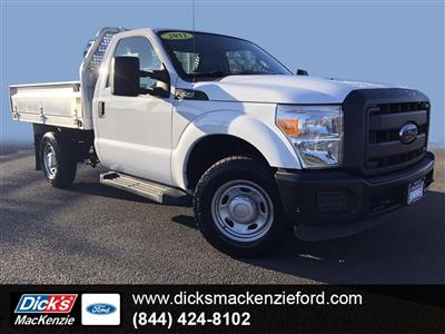 2012 F-250 Regular Cab 4x2, Dump Body #P13478 - photo 1