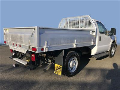 2012 F-250 Regular Cab 4x2, Dump Body #P13478 - photo 2