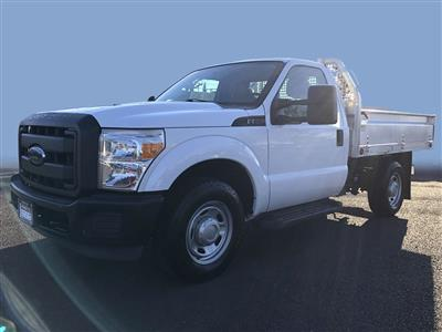 2012 F-250 Regular Cab 4x2, Dump Body #P13478 - photo 4