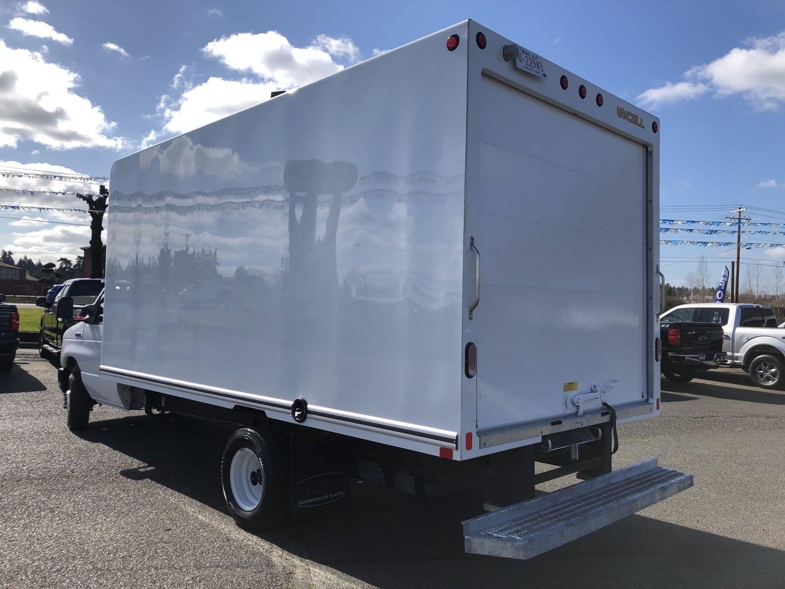 2019 Ford E-450 4x2, Cutaway Van #P13584 - photo 1