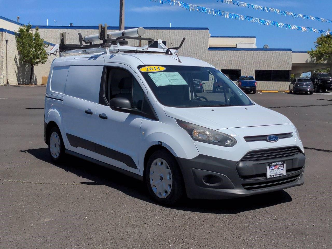 2014 Ford Transit Connect FWD, Upfitted Cargo Van #P14033 - photo 1