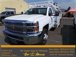 2019 Silverado 3500 Regular Cab DRW 4x2,  Royal Contractor Body #19001 - photo 1
