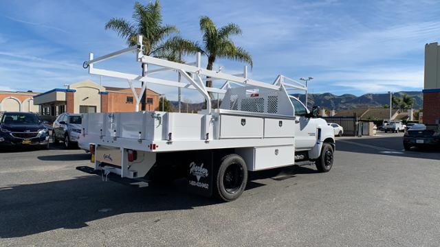 2019 Chevrolet Silverado 4500 Regular Cab DRW 4x2, Harbor Contractor Body #20071 - photo 1