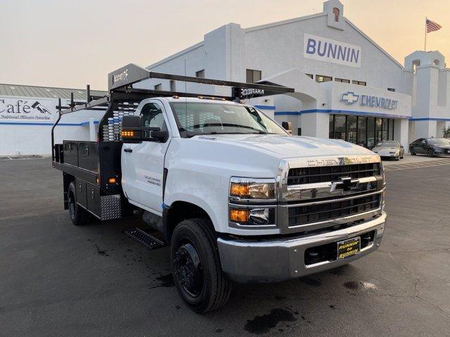 2020 Chevrolet Silverado Medium Duty Regular Cab DRW 4x2, Knapheide Contractor Body #20462 - photo 1