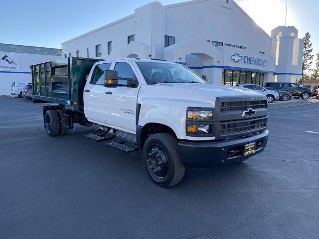 2020 Chevrolet Silverado Medium Duty Crew Cab DRW 4x2, Knapheide Landscape Dump #20512 - photo 1