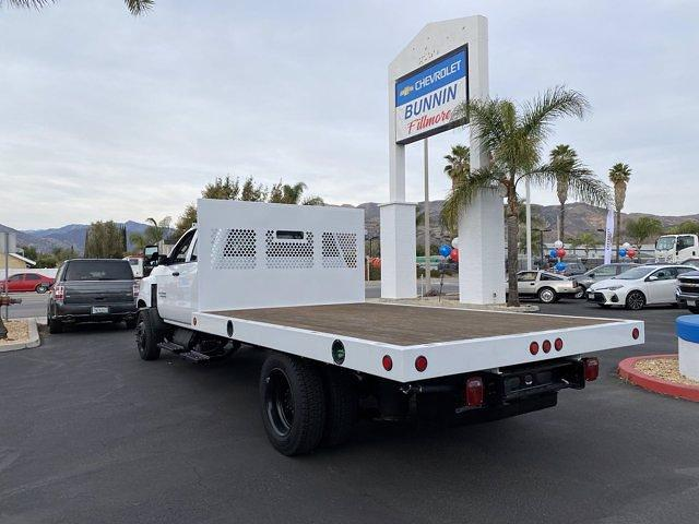2020 Chevrolet Silverado Medium Duty Regular Cab DRW 4x2, Platform Body #20533 - photo 1