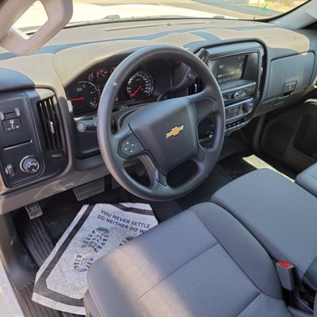 2021 Silverado Medium Duty Crew Cab DRW 4x2,  Knapheide Contractor Body #21420 - photo 10