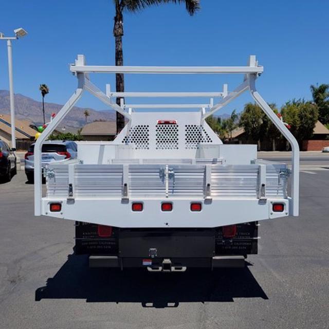 2021 Silverado Medium Duty Crew Cab DRW 4x2,  Knapheide Contractor Body #21420 - photo 5