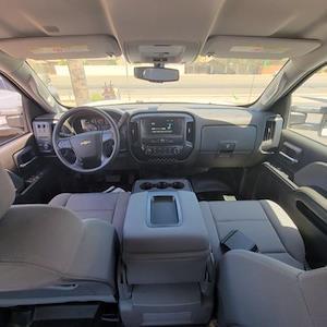 2021 Silverado Medium Duty Crew Cab DRW 4x2,  Knapheide Contractor Body #21420 - photo 15