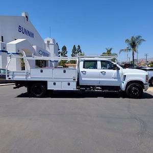 2021 Silverado Medium Duty Crew Cab DRW 4x2,  Knapheide Contractor Body #21420 - photo 4