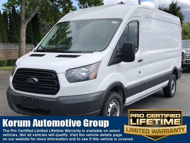 2018 Transit 250 Med Roof 4x2,  Empty Cargo Van #18F1259 - photo 1
