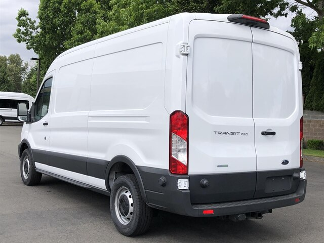 2018 Transit 250 Med Roof 4x2,  Empty Cargo Van #18F1259 - photo 4