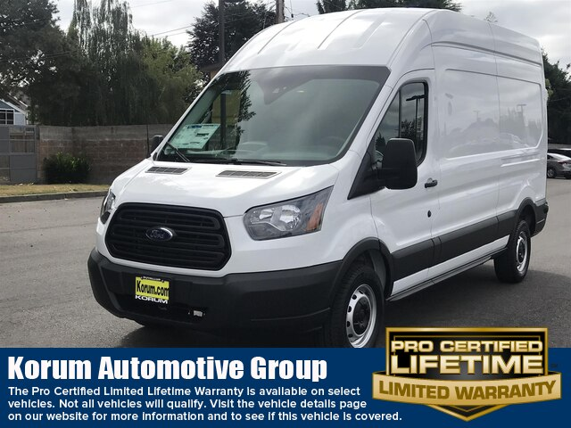 2019 Transit 250 High Roof 4x2,  Empty Cargo Van #19F1057 - photo 1
