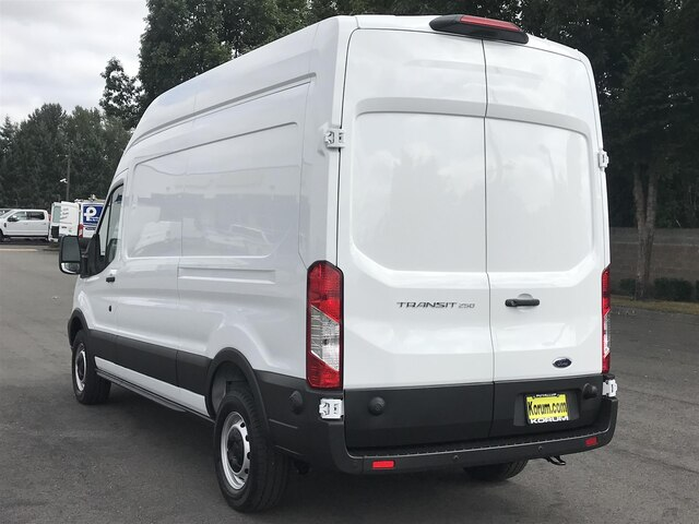 2019 Transit 250 High Roof 4x2,  Empty Cargo Van #19F1057 - photo 4