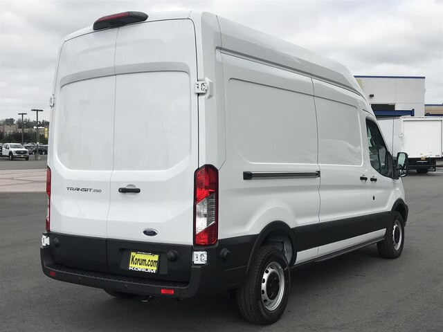 2019 Transit 250 High Roof 4x2,  Empty Cargo Van #19F1057 - photo 6