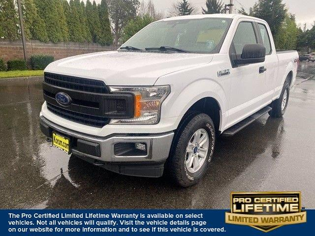 2019 F-150 Super Cab 4x4,  Pickup #19F1100 - photo 1