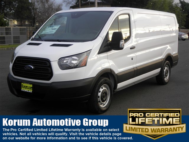 2019 Transit 150 Low Roof 4x2,  Empty Cargo Van #19F125 - photo 1