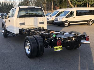2019 F-550 Super Cab DRW 4x2, Cab Chassis #19F1253 - photo 2
