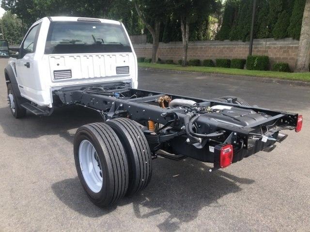 2019 F-450 Regular Cab DRW 4x2, Scelzi WFB Platform Body #19F1291 - photo 2