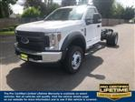 2019 F-450 Regular Cab DRW 4x2, Scelzi WFB Platform Body #19F1291 - photo 1