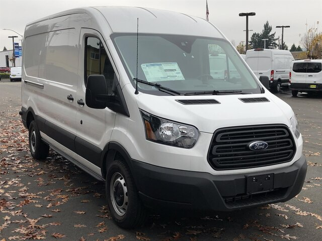 2019 Transit 250 Med Roof 4x2, Empty Cargo Van #19F1293 - photo 8