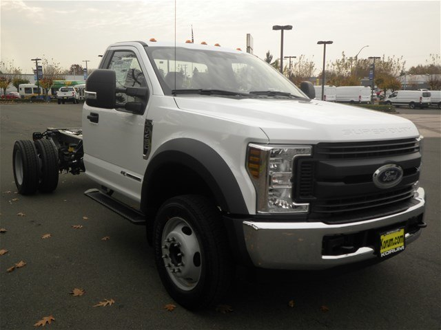 2019 F-450 Regular Cab DRW 4x2,  Cab Chassis #19F135 - photo 7