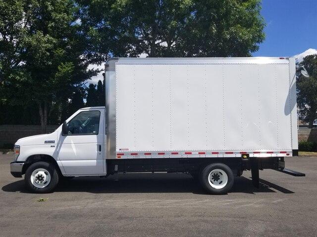 2019 E-350 4x2,  Morgan Parcel Aluminum Cutaway Van #19F414 - photo 3
