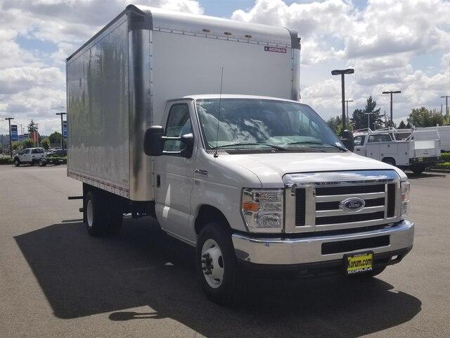 2019 E-350 4x2,  Morgan Parcel Aluminum Cutaway Van #19F414 - photo 8